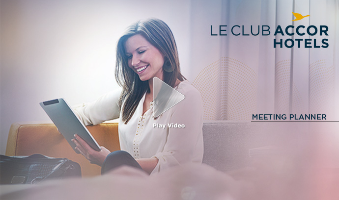 Carte Accor Platinum.Our Loyalty Programme Le Club Accorhotels Meeting Planner